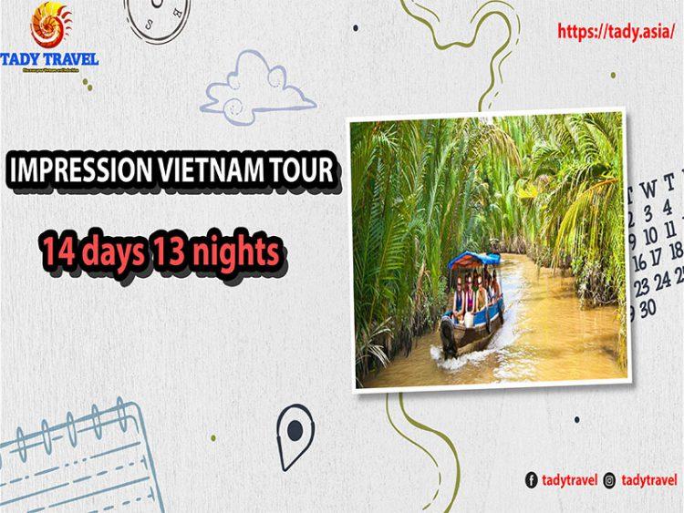 vietnam-impression-tour-14-days-13-nights-